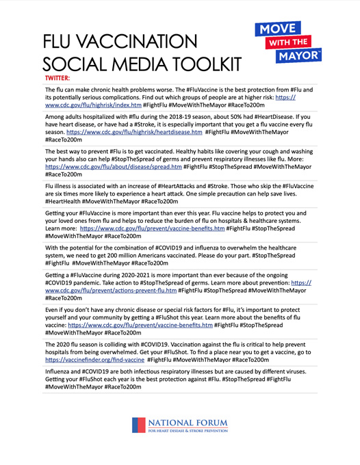 thumbnail for Flu Vaccination Social Media Toolkit