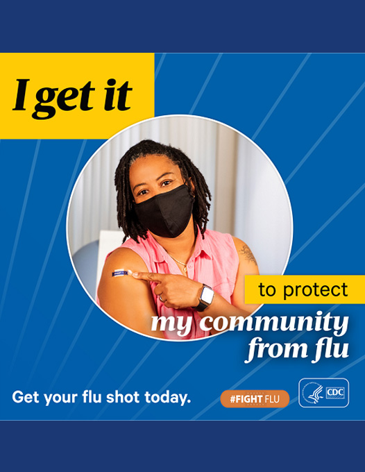 thumbnail for CDC's Flu Vaccine Toolkit